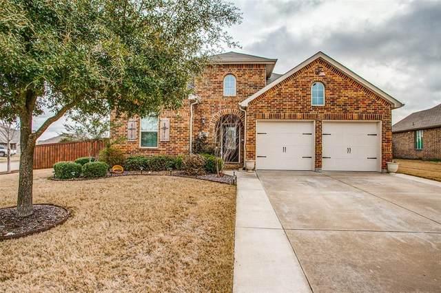 501 Madrone Trail, Forney, TX 75126 (MLS #14282029) :: RE/MAX Landmark