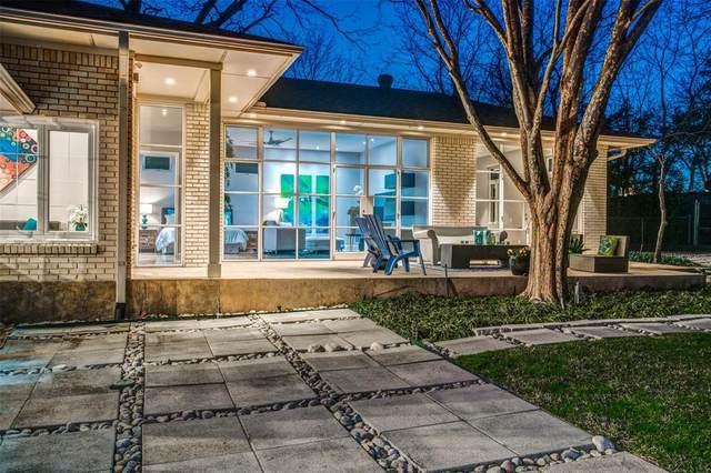 8463 Santa Clara Drive, Dallas, TX 75218 (MLS #14282157) :: Robbins Real Estate Group