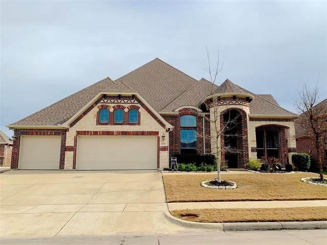 1008 Kilburn Street, Forney, TX 75126 (MLS #14286270) :: RE/MAX Landmark