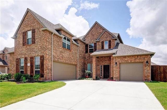 611 Cayden Court, Fate, TX 75087 (MLS #14287058) :: The Good Home Team