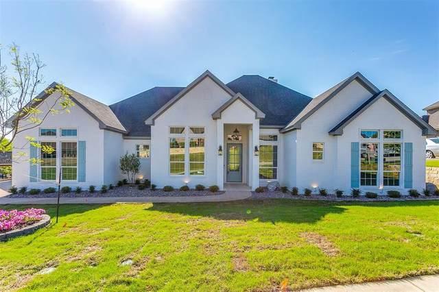 10713 Alta Sierra Drive, Benbrook, TX 76126 (MLS #14288213) :: Potts Realty Group