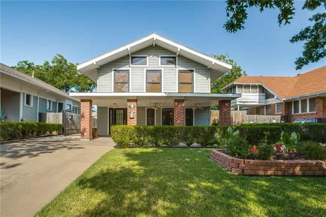 2012 Hurley Avenue, Fort Worth, TX 76110 (MLS #14290000) :: Team Tiller