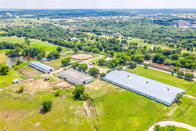 16155 S Highway 377 S, Fort Worth, TX 76126 (MLS #14290003) :: Tenesha Lusk Realty Group