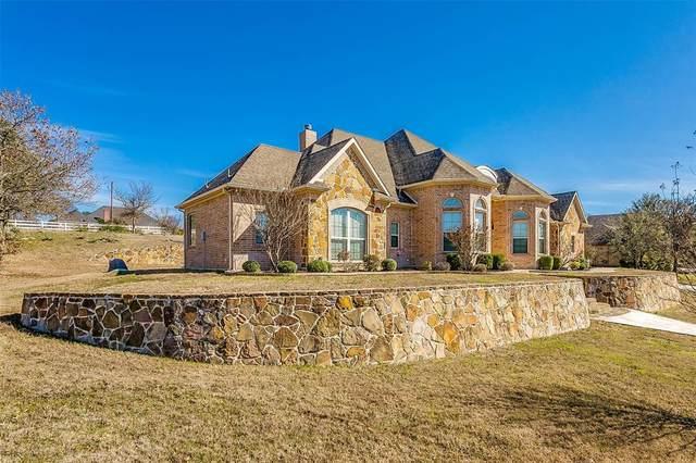 1304 Saratoga Court, Aledo, TX 76008 (MLS #14291117) :: Potts Realty Group