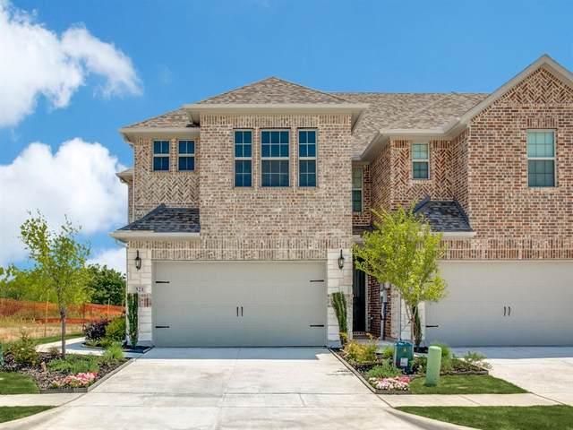 521 Hutchinson Lane, Lewisville, TX 75077 (MLS #14295522) :: Team Hodnett