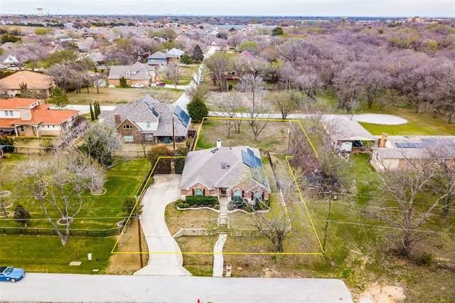 4908 Bayberry Street, Flower Mound, TX 75028 (MLS #14295738) :: Ann Carr Real Estate