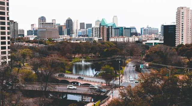 3525 Turtle Creek Boulevard 7E, Dallas, TX 75219 (MLS #14295980) :: Vibrant Real Estate