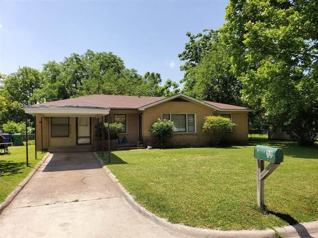 1510 Vine Street, Bridgeport, TX 76426 (MLS #14296477) :: Robbins Real Estate Group