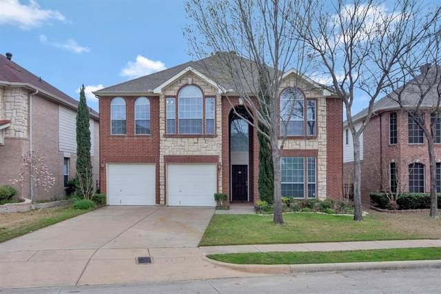 5782 Walnut Creek Drive, Fort Worth, TX 76137 (MLS #14300522) :: Tenesha Lusk Realty Group