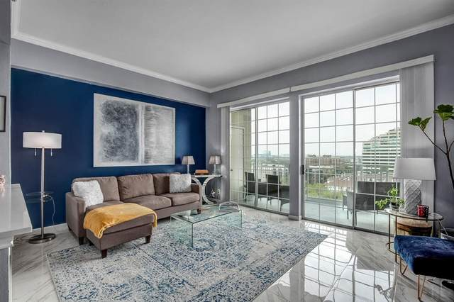 3225 Turtle Creek Boulevard #1432, Dallas, TX 75219 (MLS #14302140) :: The Mitchell Group