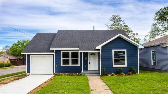 2647 Kingston Street, Dallas, TX 75211 (MLS #14303286) :: Vibrant Real Estate