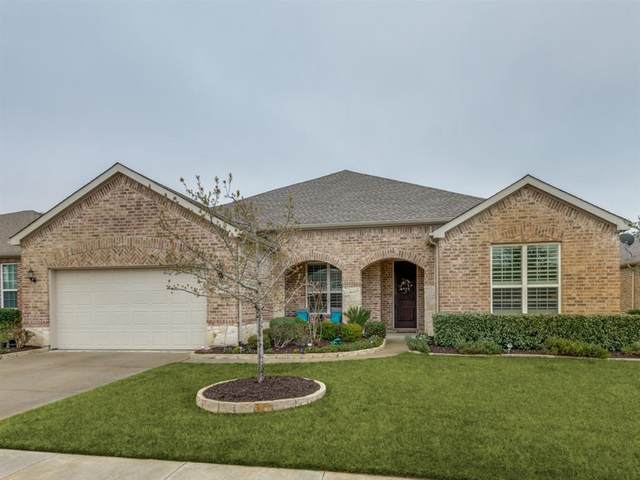 6566 Eagle Rock Drive, Frisco, TX 75036 (MLS #14303645) :: The Welch Team