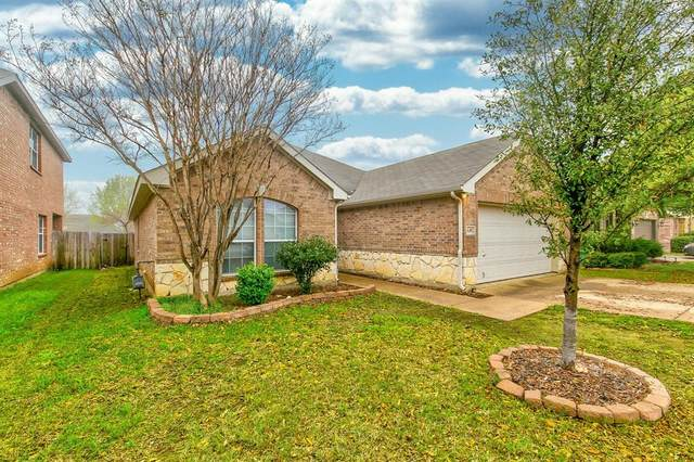 648 Hutchins Drive, Crowley, TX 76036 (MLS #14306552) :: The Mitchell Group