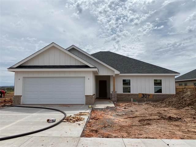 307 Sweet Pea Path, Abilene, TX 79602 (MLS #14308697) :: Ann Carr Real Estate