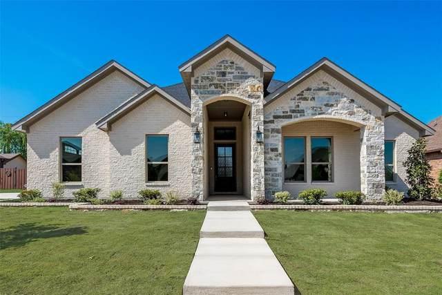 133 Water Garden Drive, Waxahachie, TX 75165 (MLS #14309587) :: Ann Carr Real Estate