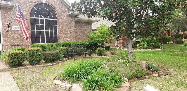 10313 Donley Drive, Irving, TX 75063 (MLS #14310460) :: EXIT Realty Elite
