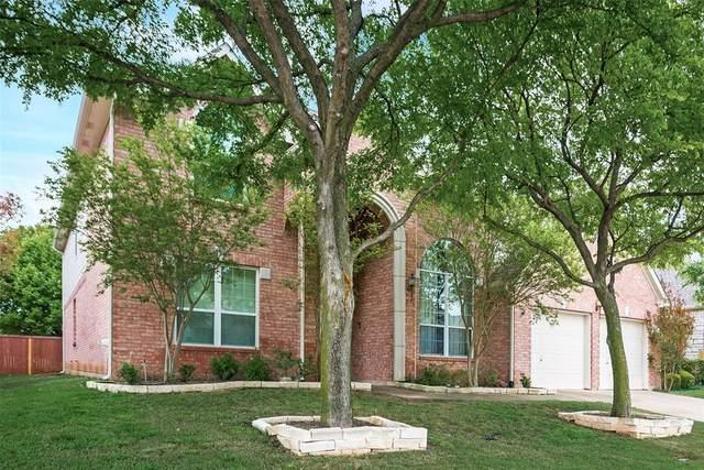 1001 Royal Oaks Drive, Mckinney, TX 75072 (MLS #14311130) :: The Kimberly Davis Group