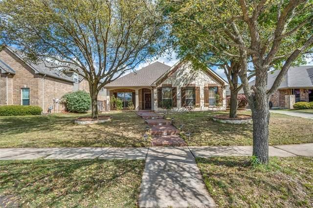 2803 Adams Drive, Melissa, TX 75454 (MLS #14312271) :: The Kimberly Davis Group