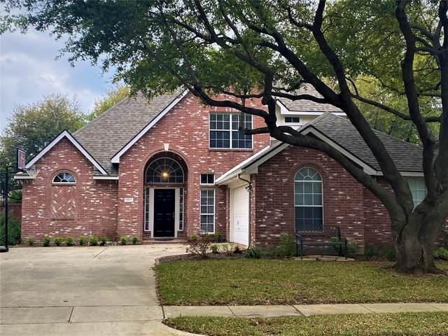 1311 Mills Court, Allen, TX 75013 (MLS #14312332) :: The Kimberly Davis Group