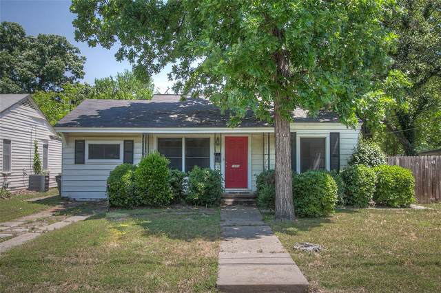 1000 Northwood Road, Fort Worth, TX 76107 (MLS #14313243) :: Real Estate By Design