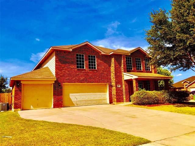 4709 Valleyview Drive, Mansfield, TX 76063 (MLS #14316584) :: Tenesha Lusk Realty Group