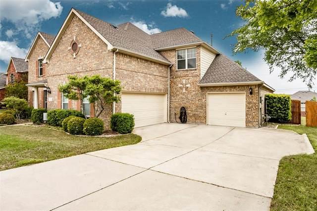 5233 Winterberry Court, Fort Worth, TX 76244 (MLS #14316695) :: The Tierny Jordan Network