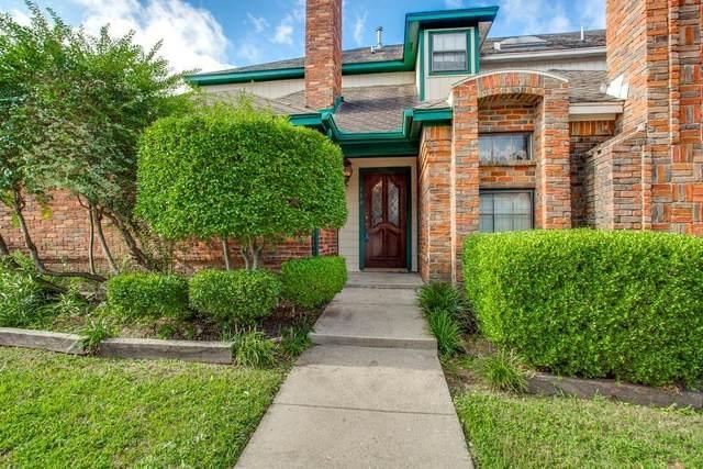 114 Benwynd Drive, Mesquite, TX 75149 (MLS #14317251) :: Justin Bassett Realty