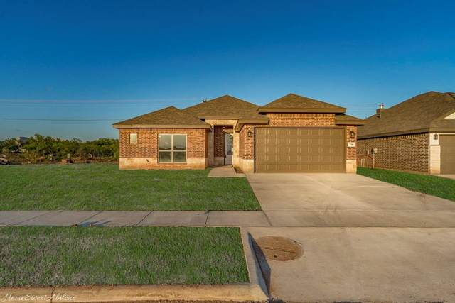 7381 Wildflower Way, Abilene, TX 79602 (MLS #14318571) :: The Chad Smith Team