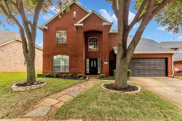 328 Patricia Lane, Highland Village, TX 75077 (MLS #14321378) :: The Daniel Team