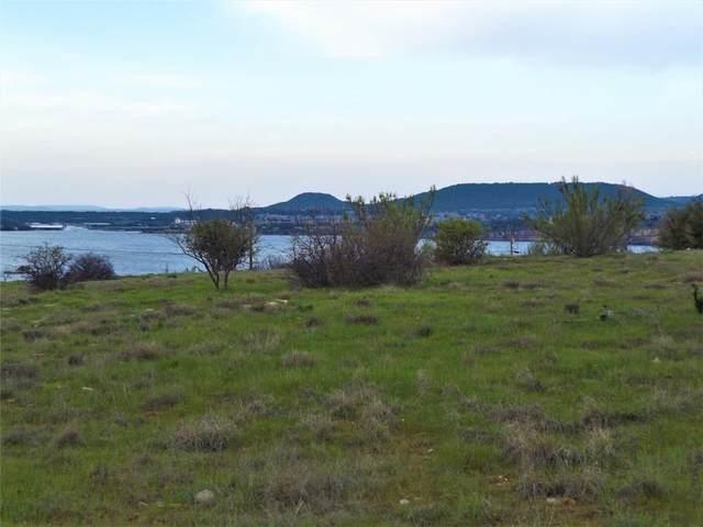 Lot 93 Blue Jay Lane, Possum Kingdom Lake, TX 76449 (MLS #14321760) :: The Star Team | Rogers Healy and Associates