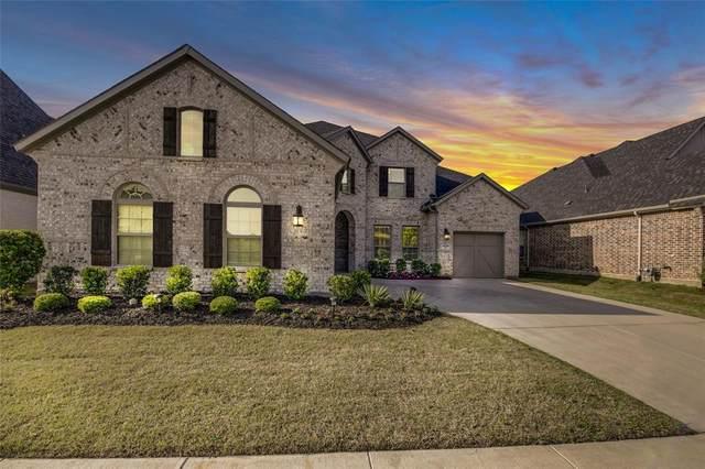 1509 10th Street, Argyle, TX 76226 (MLS #14323671) :: The Kimberly Davis Group