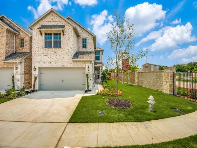 656 Hutchinson Lane, Lewisville, TX 75077 (MLS #14324864) :: Team Hodnett