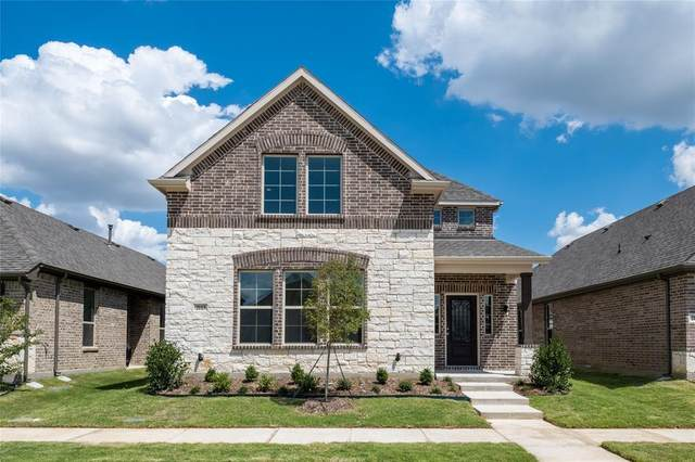 2113 Barx Drive, Little Elm, TX 75068 (MLS #14325576) :: The Heyl Group at Keller Williams