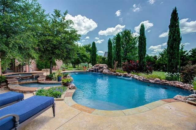 837 Dewberry Lane, Fairview, TX 75069 (MLS #14328960) :: NewHomePrograms.com LLC