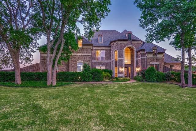 4556 Lake Breeze Drive, Mckinney, TX 75071 (MLS #14328991) :: All Cities USA Realty