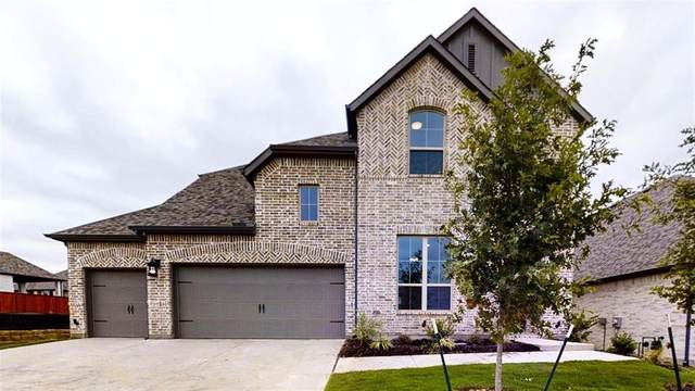 9212 White Birch Trail, Lantana, TX 76226 (MLS #14329352) :: The Tierny Jordan Network