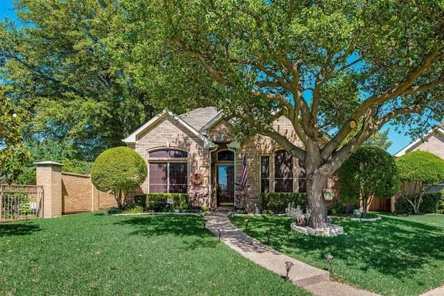 3337 Candlewood Trail, Plano, TX 75023 (MLS #14329756) :: The Tierny Jordan Network