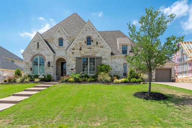 811 Shackleford Lane, Prosper, TX 75078 (MLS #14330796) :: Real Estate By Design