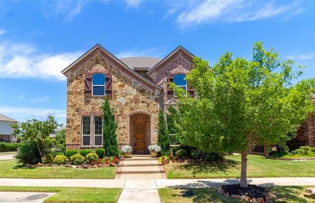 3817 Plum Vista Place, Arlington, TX 76005 (MLS #14331297) :: Robbins Real Estate Group
