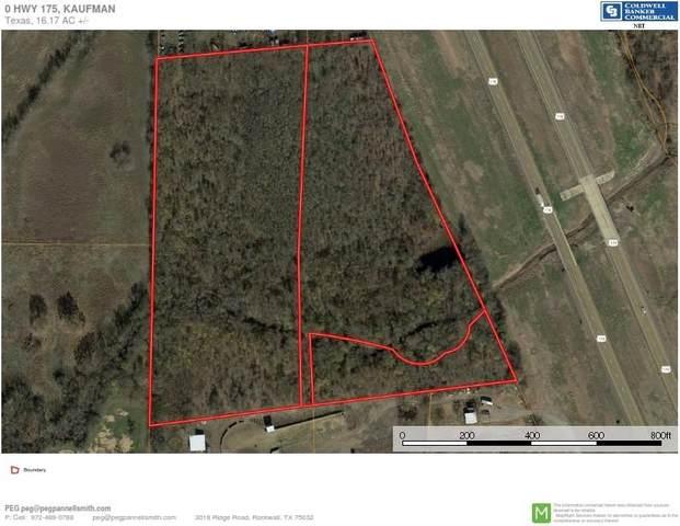 0 Hwy 175, Kaufman, TX 75142 (MLS #14331936) :: Real Estate By Design