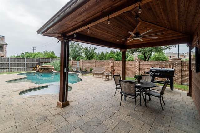 2336 San Andres Drive, Frisco, TX 75033 (MLS #14335065) :: NewHomePrograms.com LLC