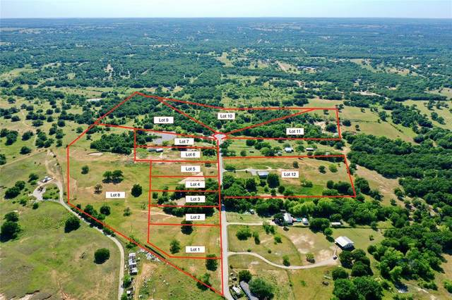 Lot 4 Pr 3814, Springtown, TX 76082 (MLS #14335616) :: Trinity Premier Properties