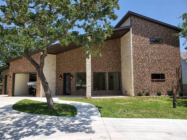604 Doaks Drive, Runaway Bay, TX 76426 (MLS #14335740) :: Robbins Real Estate Group