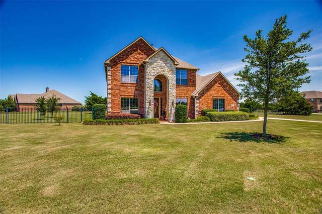 11 Windsor Drive, McLendon Chisholm, TX 75032 (MLS #14337647) :: The Welch Team