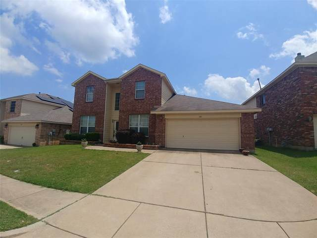 509 Roundrock Lane, Fort Worth, TX 76140 (MLS #14338478) :: NewHomePrograms.com LLC