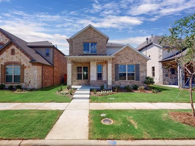 2634 Westbank Trail, Garland, TX 75042 (MLS #14340403) :: The Heyl Group at Keller Williams