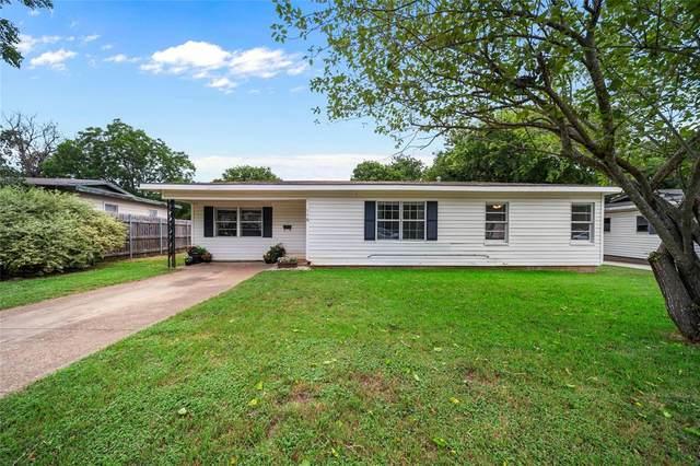 116 Austin Street, Mc Gregor, TX 76657 (MLS #14344958) :: RE/MAX Landmark