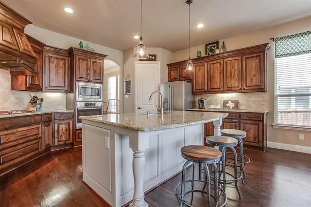 6401 Biltmore Lane, Mckinney, TX 75071 (MLS #14345827) :: All Cities USA Realty