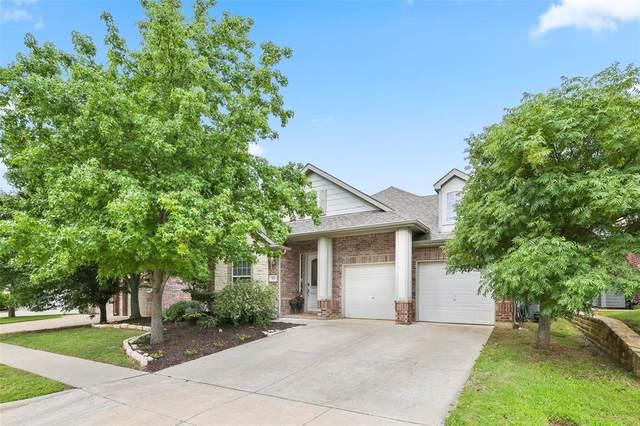 3613 Andrea Drive, Flower Mound, TX 75022 (MLS #14346034) :: The Mauelshagen Group