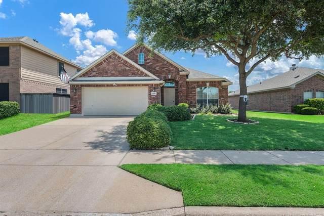 1408 Sierra Blanca Drive, Fort Worth, TX 76028 (MLS #14346055) :: Baldree Home Team